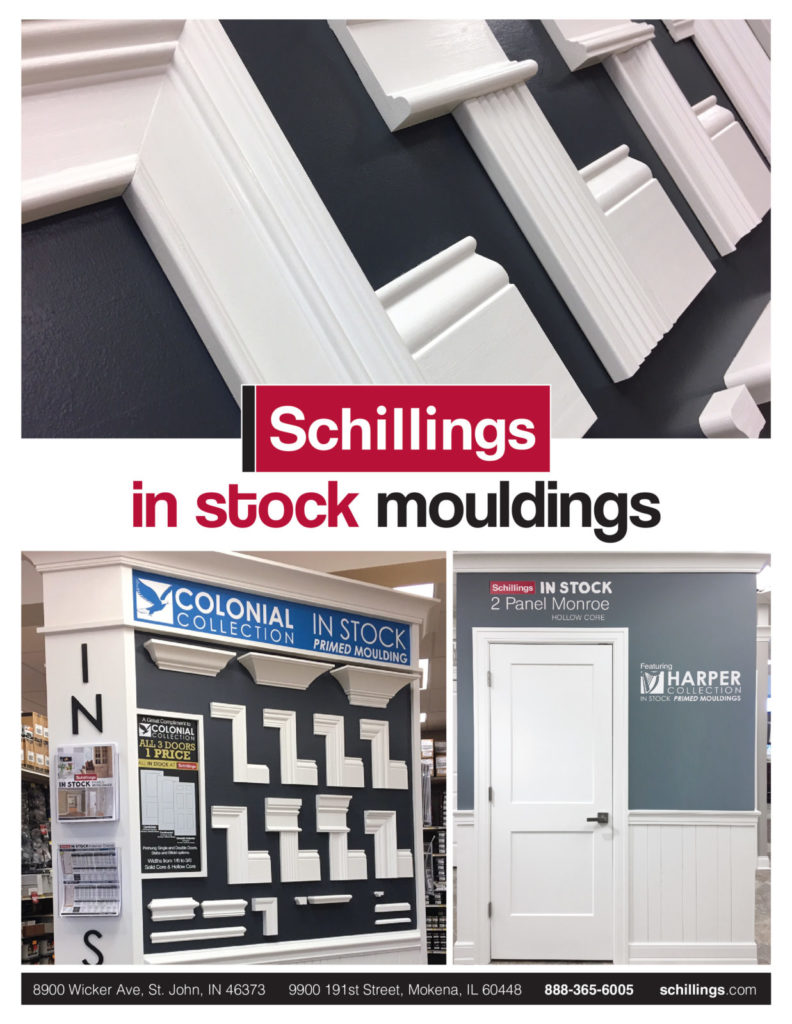 Mouldings Hot List Brochure 3D