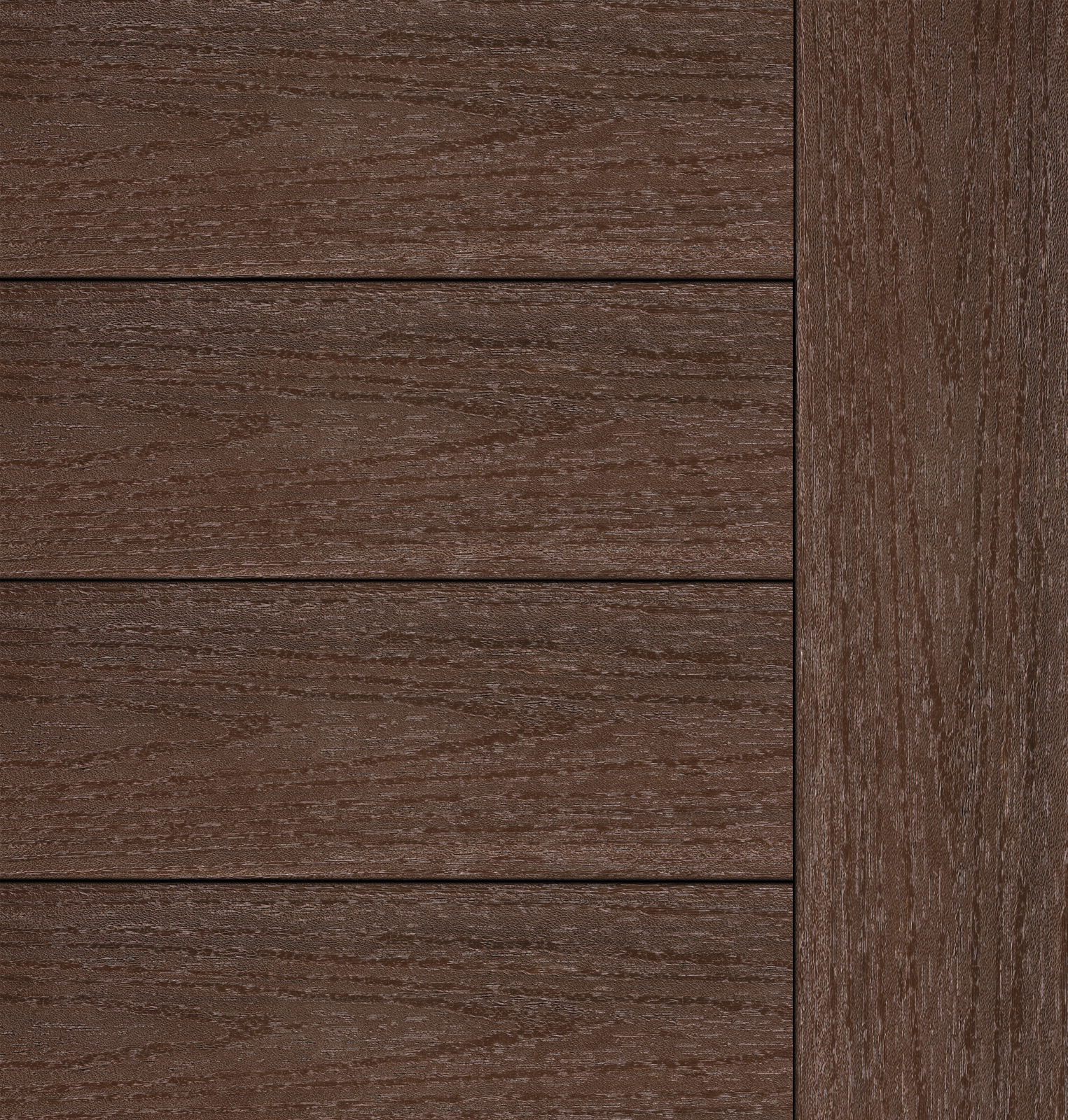Azek Arbor Collection Mountain Redwood Grooved 20'