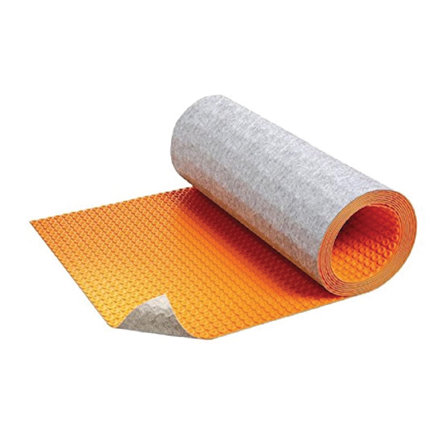 Schluter Systems Ditra Heat Thermal Break Uncoupling and Waterproof  Membrane 108 SF Roll