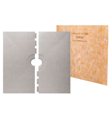 Kerdi shower pan kerdi shower tray