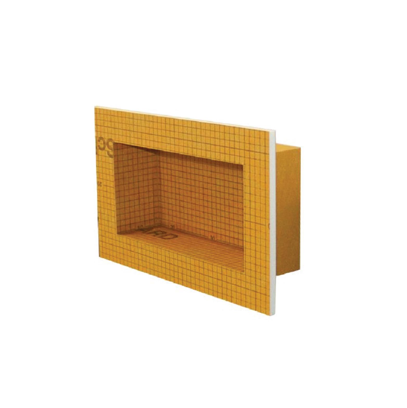 Kerdi Board SN 12u2033 X 6u2033 Shower Niche