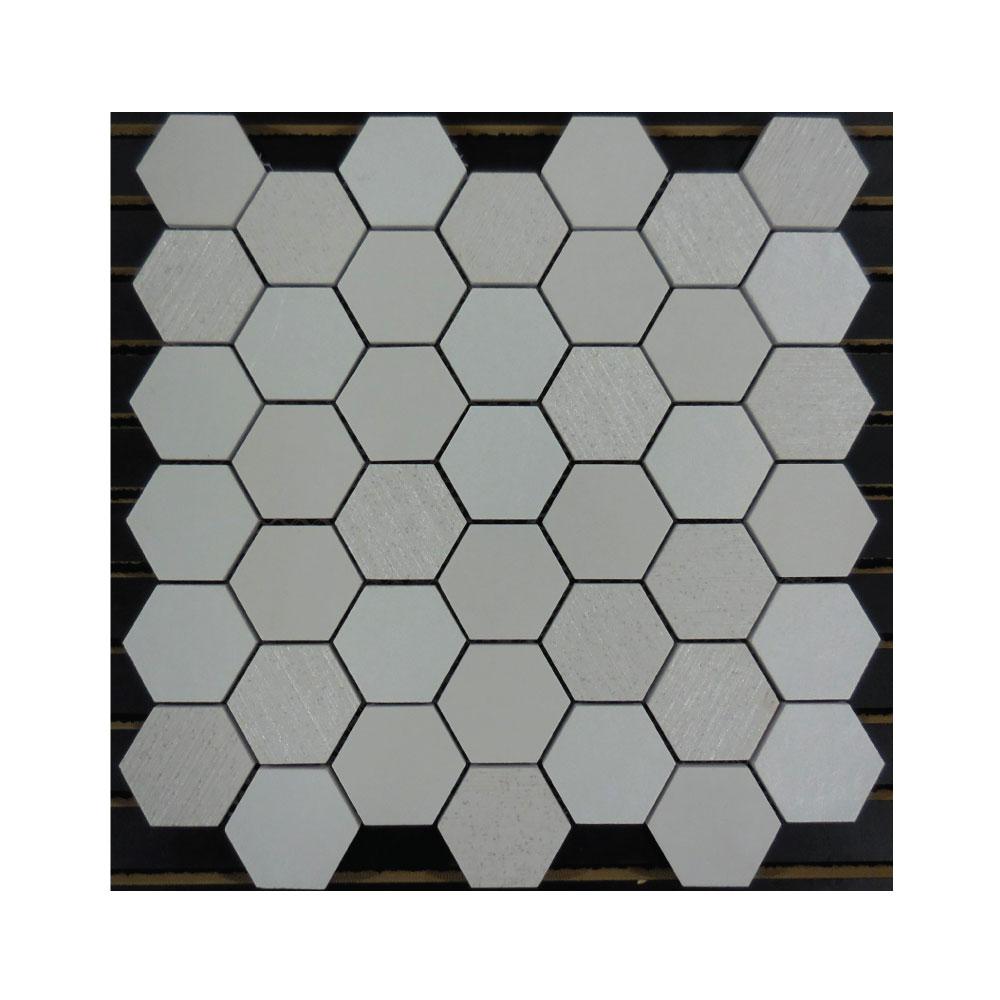 PTH5015-Glass-Tile-And-Stone-Porcelain-White-Hexagon-Mosaic