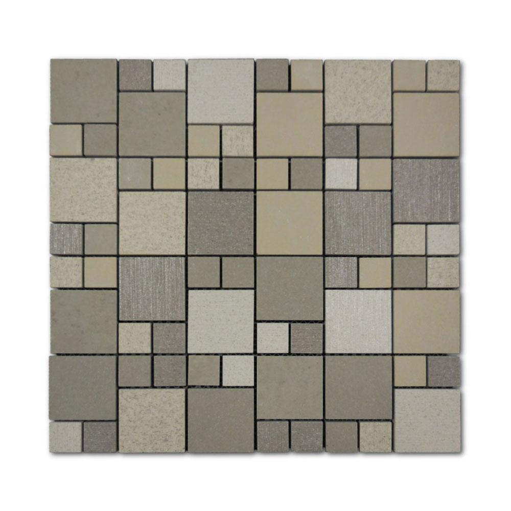 PTM3033-Porcelain-Mosaic-Sand-Versailles-1-&-2-Block-Random