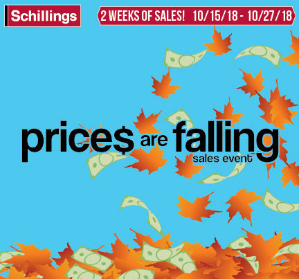 Prices are Falling Blog Image