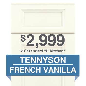 Tennyson French Vanilla