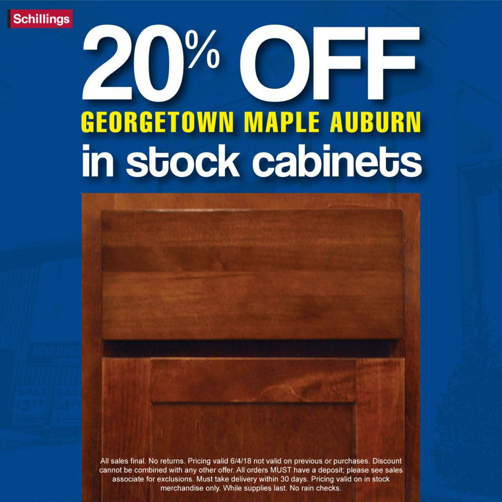 Cabinet Sale