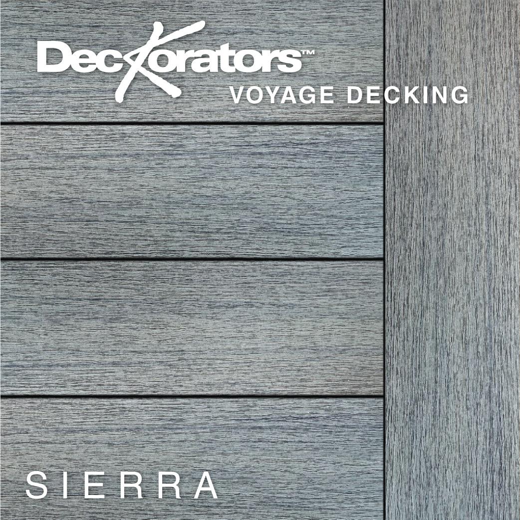 Color Selector Deckorators Voyage Sierra Decking
