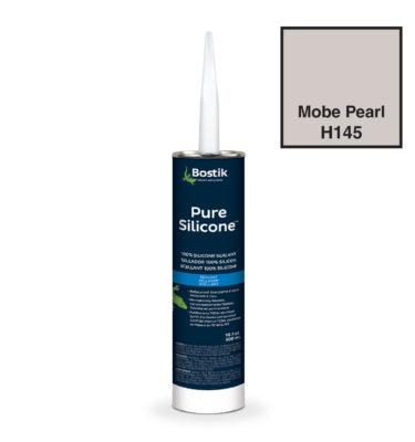 Mobe Pearl silicone caulk by bostik