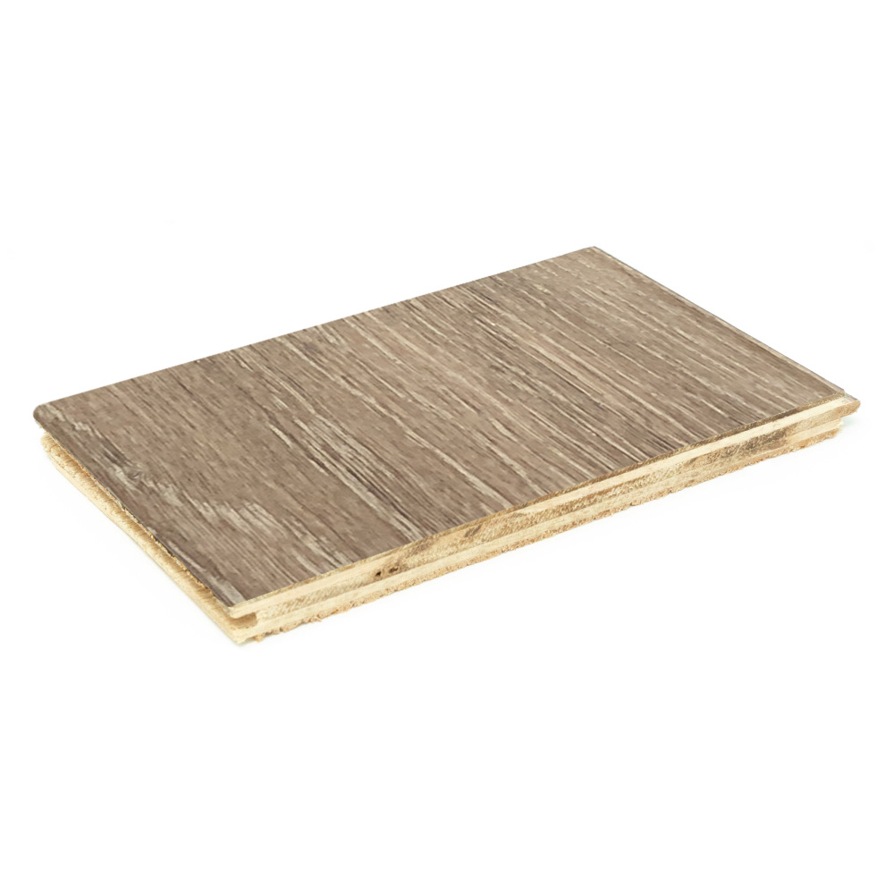 Bella Cera French Oak Sunrise Engineered Hardwood Flooring Sample
