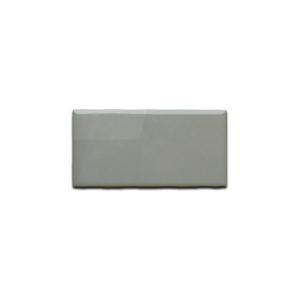 Taupe subway tile