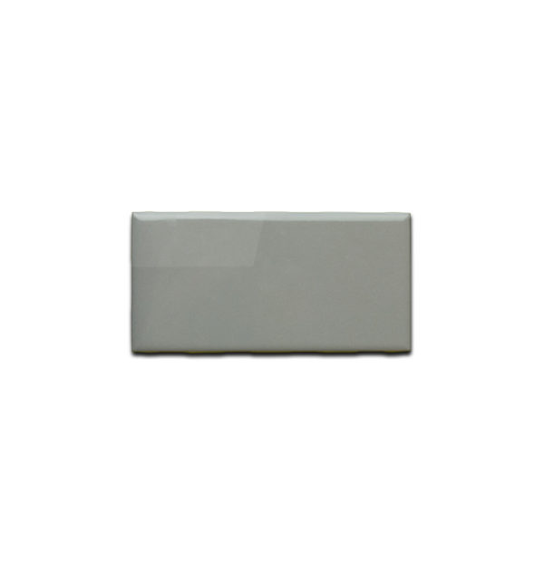 Taupe subway tile