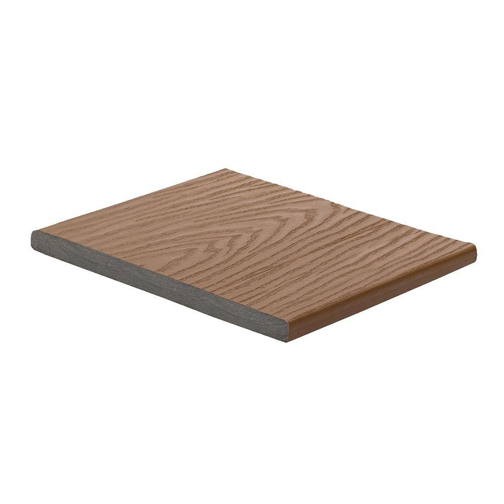 Trex select saddle fascia 12 x 12 39 schillings for Capped composite decking