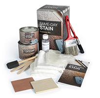 cedar therma tru stain kit for fiberglass doors