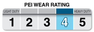 Image result for pei 4 wear rating