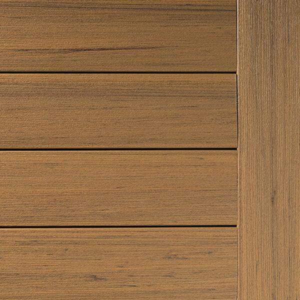TimberTech Edge Prime+ Coconut Husk Decking