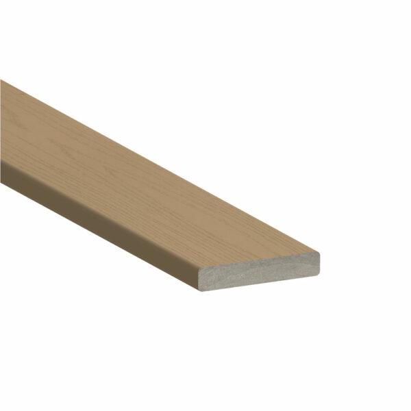TimberTech Azek Harvest Brownstone Squared Edge Board