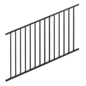 Trex Signature 6' Stair Rail Kit - Black