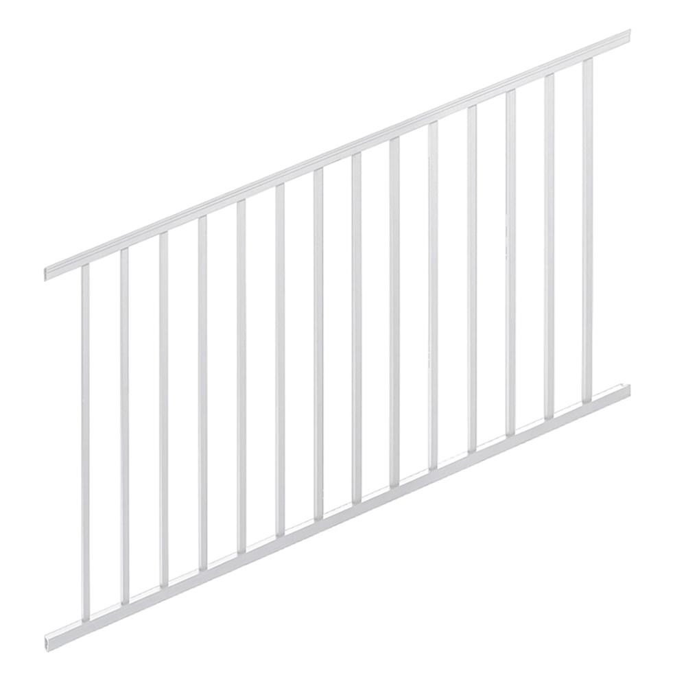 Trex Signature 6' Stair Rail Kit - White