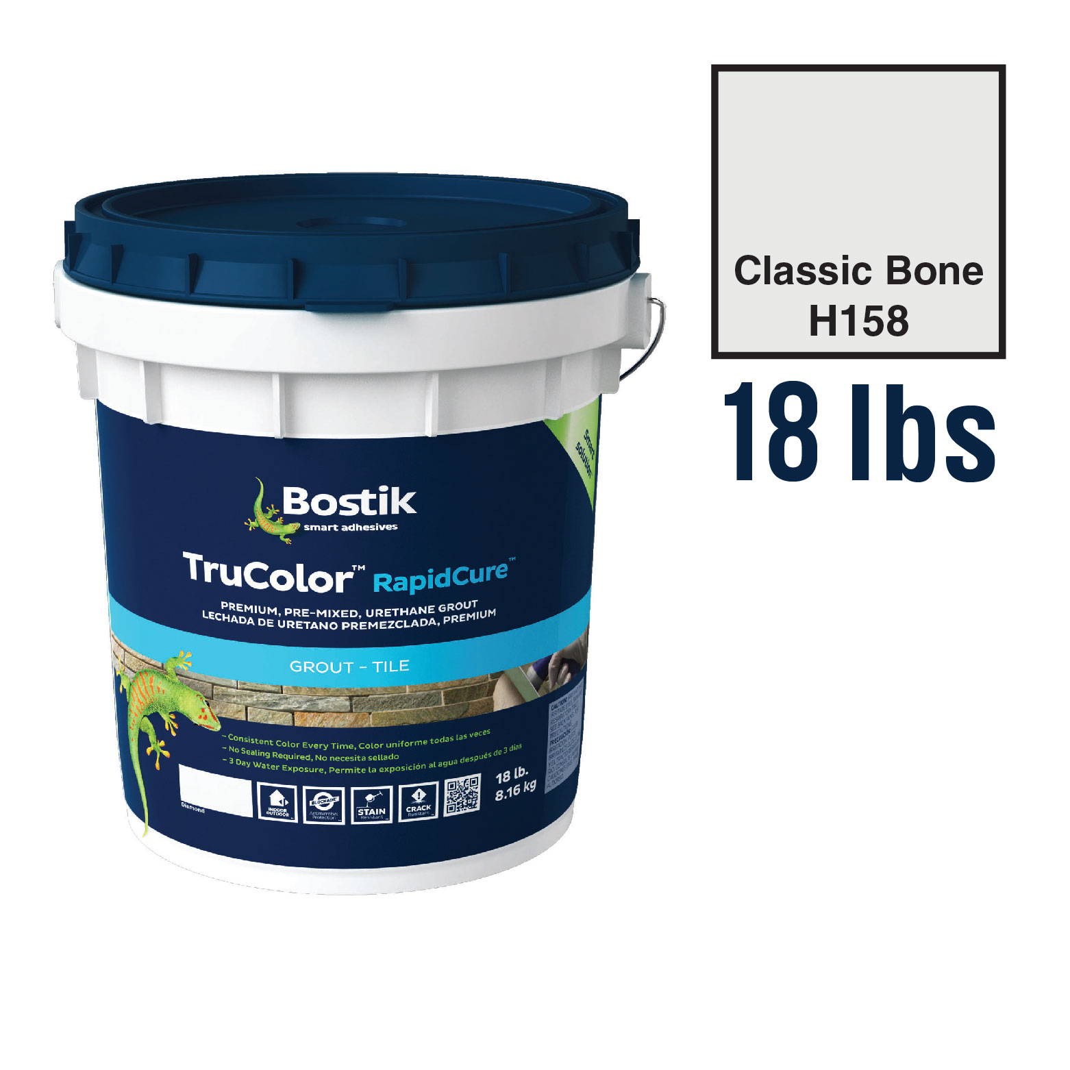 Clic Bone Trucolor Grout