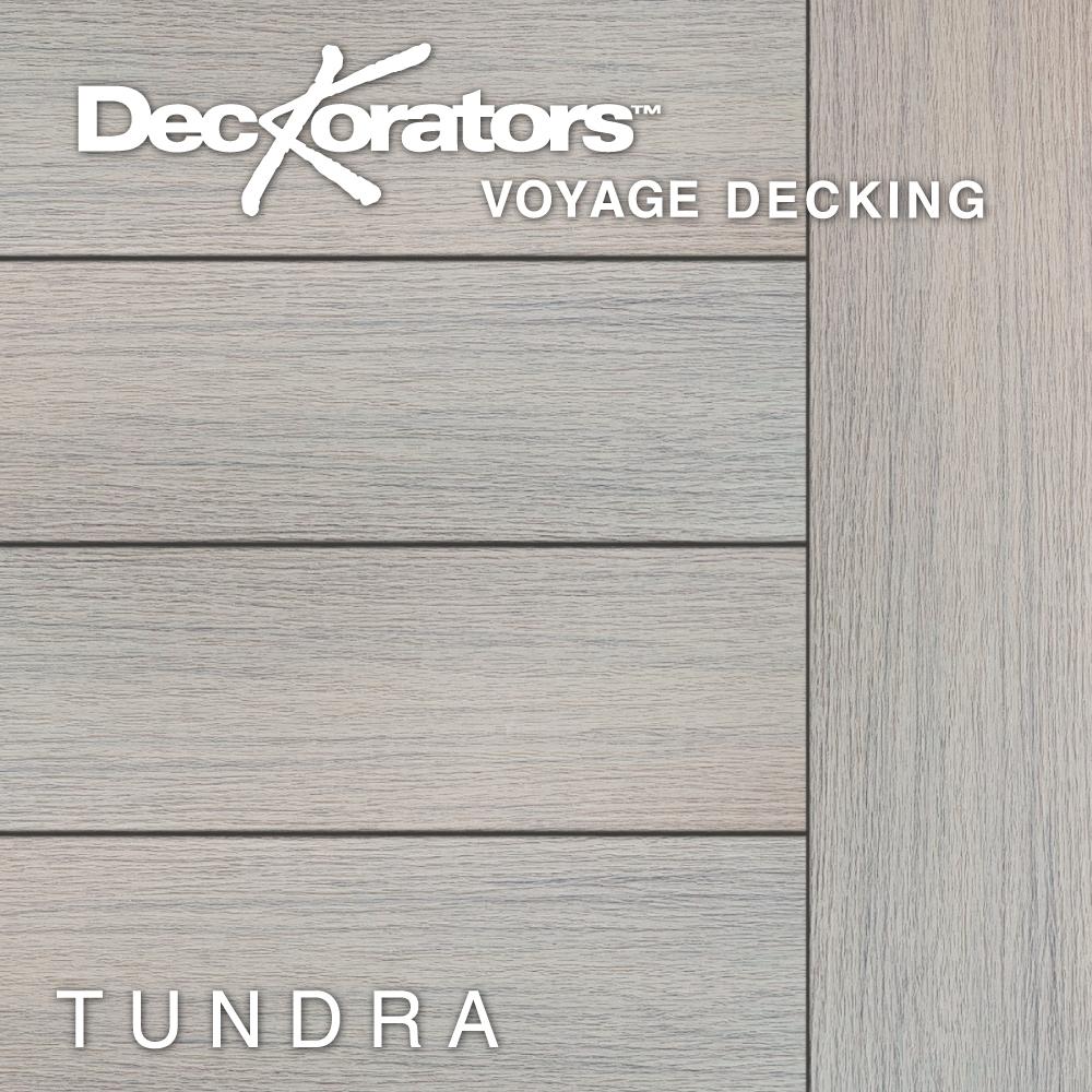 Color Selector Deckorators Voyage Tundra Decking