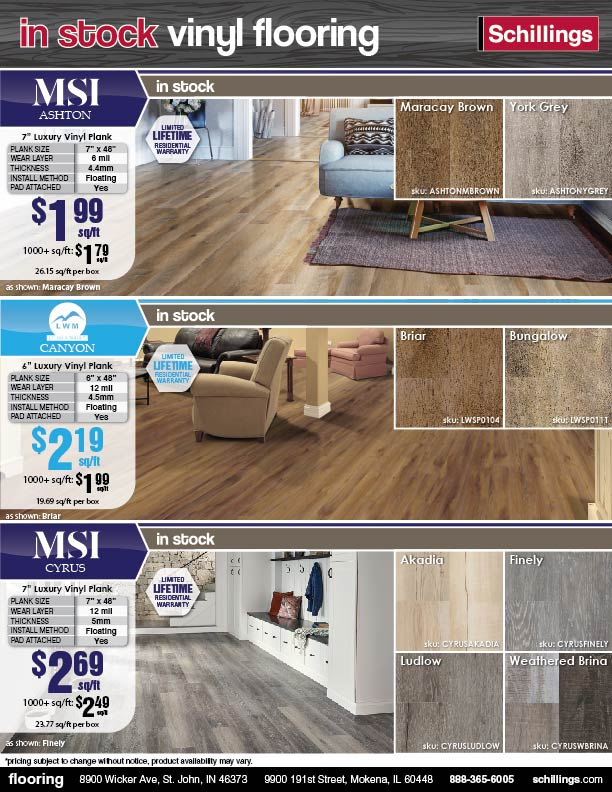 Vinyl Flooring Hot List-01