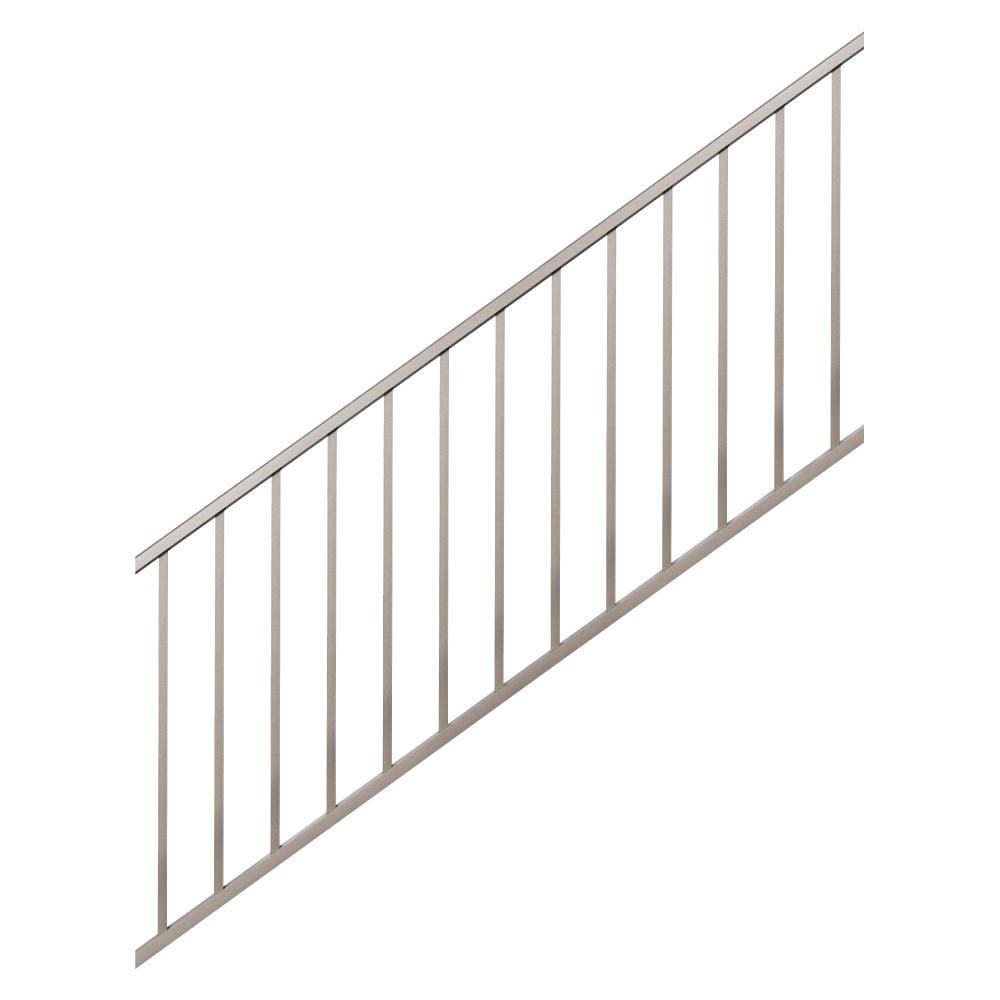 Westbury Tuscany 6' Aluminum Stair Rail - Bronze
