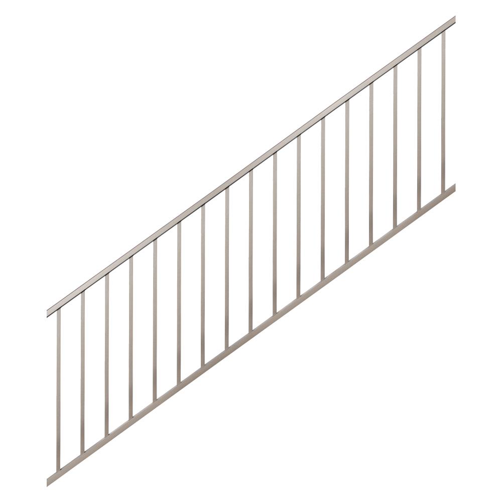 Westbury Tuscany 8' Aluminum Stair Rail - Bronze