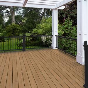 weathered teak full deck