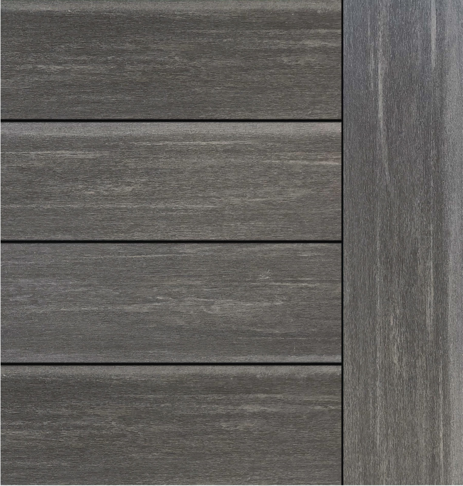 Azek Vintage Collection Dark Hickory Solid 16 Schillings