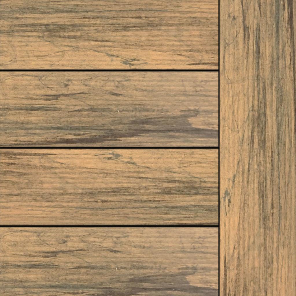timbertech tigerwood deck