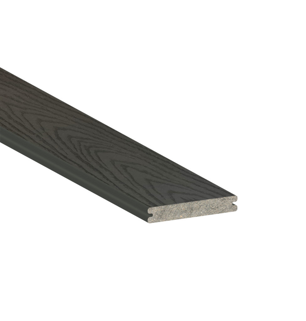 trex winchester grey board grooved edge