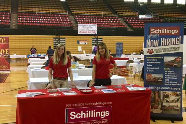hrschillings job fair