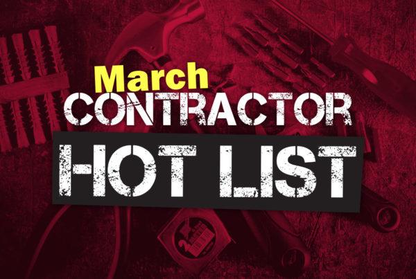march hotlist