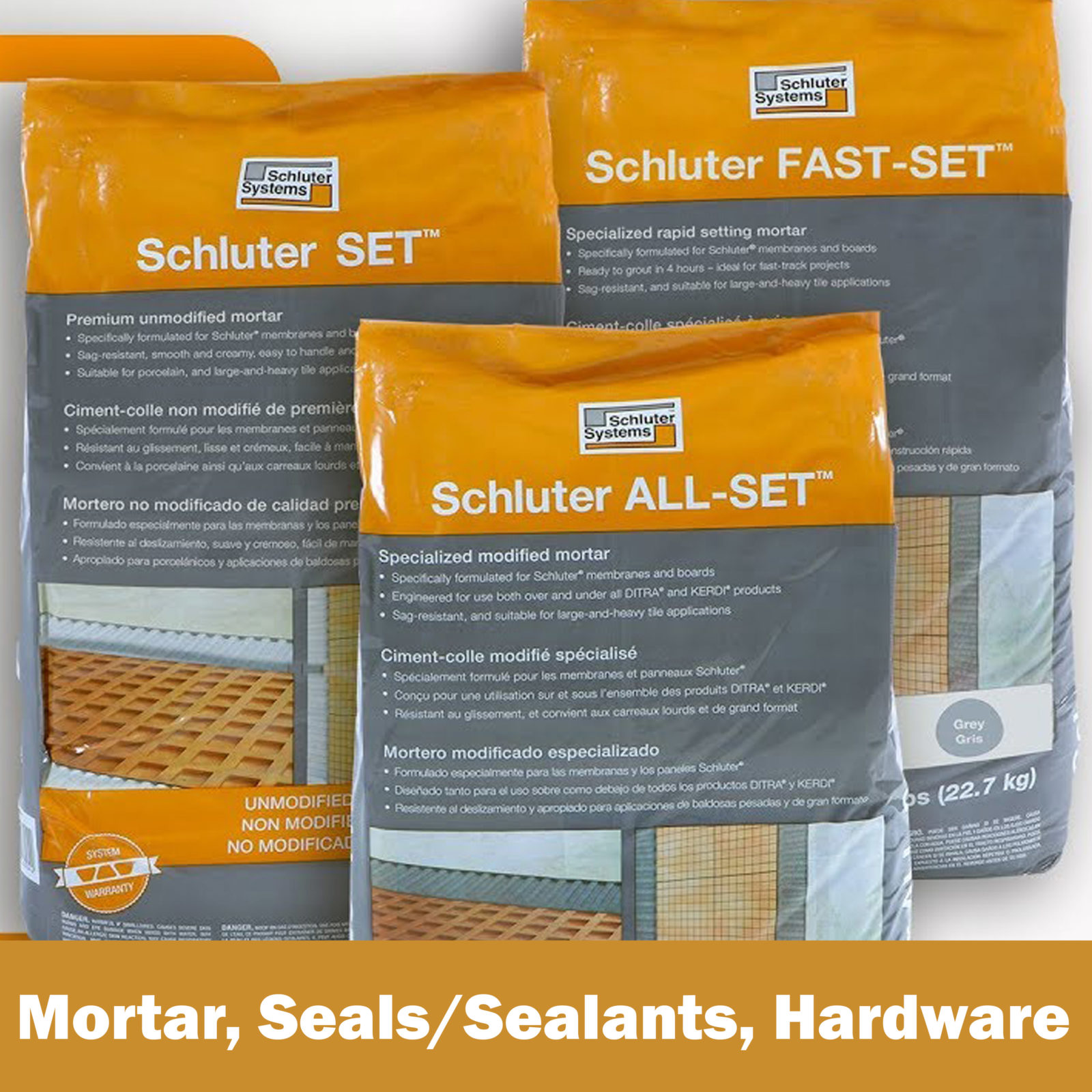 Schluter Systems In Stock And Available Today Shop Now