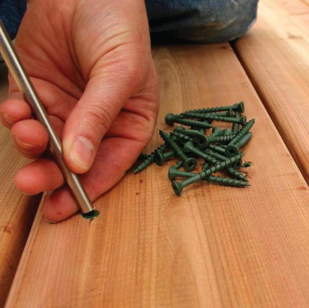 Cedar Fasteners