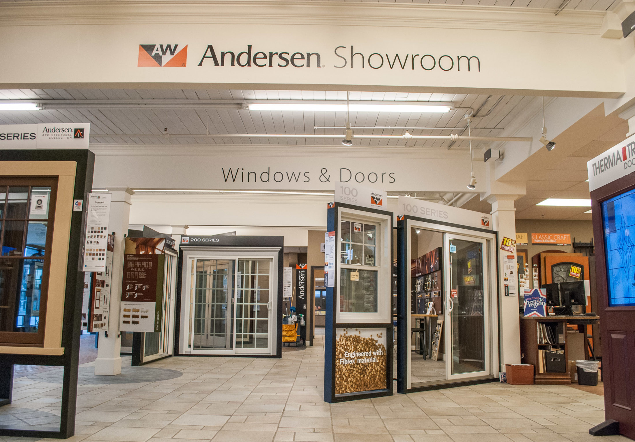 That is why Andersen and Schillings have worked together to put together two great showrooms at ... & Andersen Windows and Doors Showroom IL and IN - Schilling