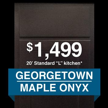 Georgetown Maple Onyx