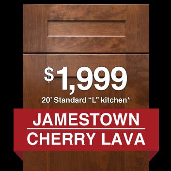 Jamestown Cherry Lava