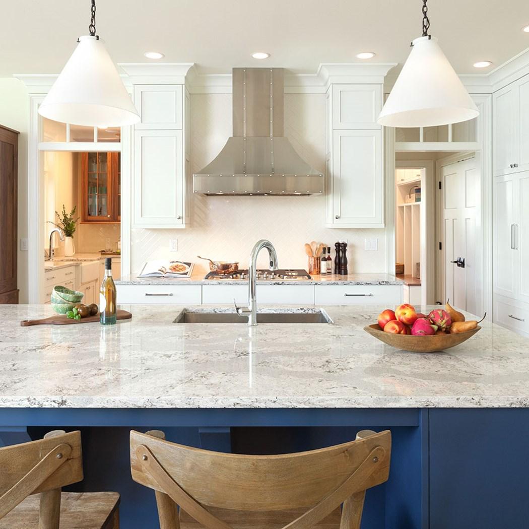 Kitchen Pictures With Quartz Countertops: Quick Ship Cambria Countertop